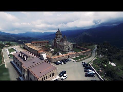 Роберт Мобили: Карабах занимает особое место в истории Албанской церкви