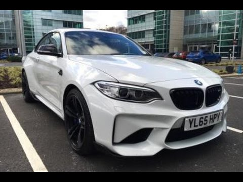 BMW M2 Performance Sound, Acceleration and Top Speed 272 km/h