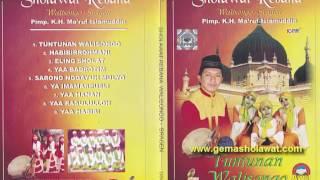 Full Album TUNTUNAN WALISONGO - Rebana Walisongo MUSIK RELIGI Indonesia