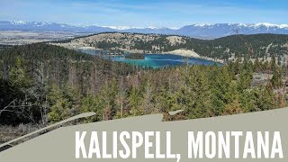 Montana Living - Kalispell City Moving Guide - Kalispell Montana recreation, taxes, schools, & more!