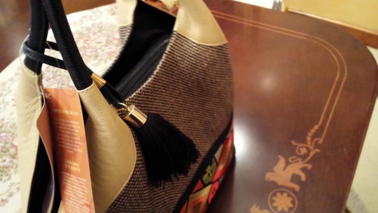 Handbag Limon Piel