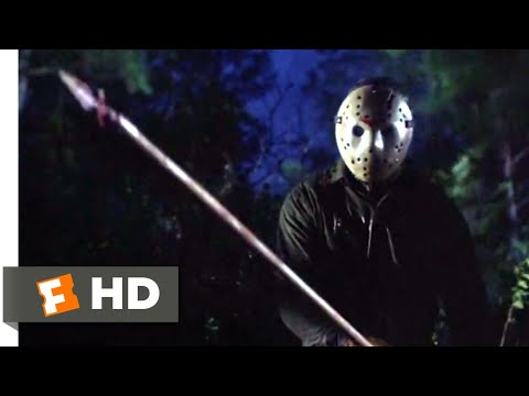 Friday The 13th VI: Jason Lives (1986) - Road Rage Scene (2/10) | Movieclips