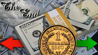 The End Of The Dollar As We Know It
