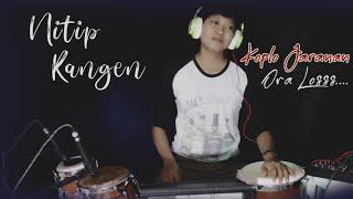 Nitip Kangen Koplo Version | KENDANG COVER