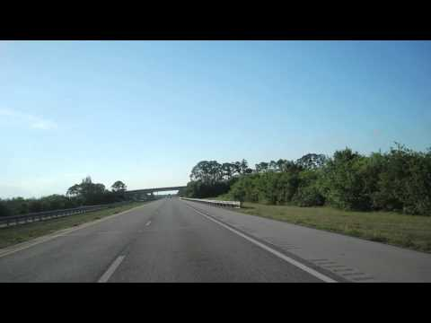Driving To Gainesville