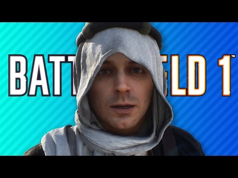 LAWRENCE OF ARABIA! | Battlefield 1 Campaign