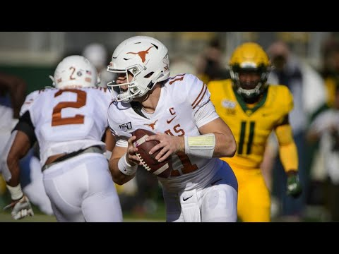 Texas Gets Bullied By Baylor In Waco! Live Stream Post Game Show!