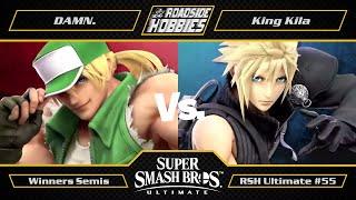 RSH Ultimate #55: DAMN. (Terry) vs King Kila (Cloud) - Winners Semis