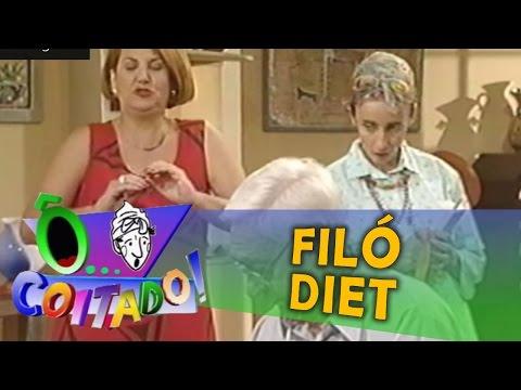 Ô Coitado - 3ª Temporada - Filó Diet