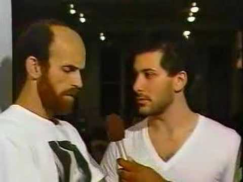 Capoeira - Master Camisa Interview and Demo 1991
