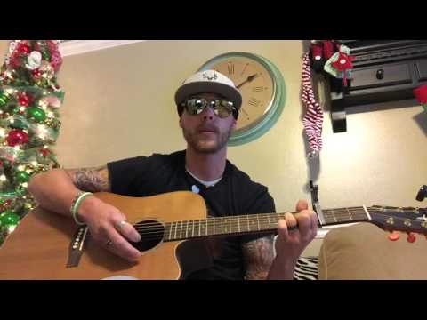Forgetting is the hardest part Kane Brown covered by Nate Nyman