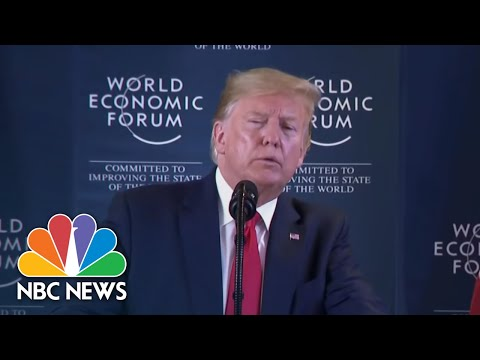 Senate Impeachment Trial Of President Trump | Day 2 | NBC News (Live Stream)