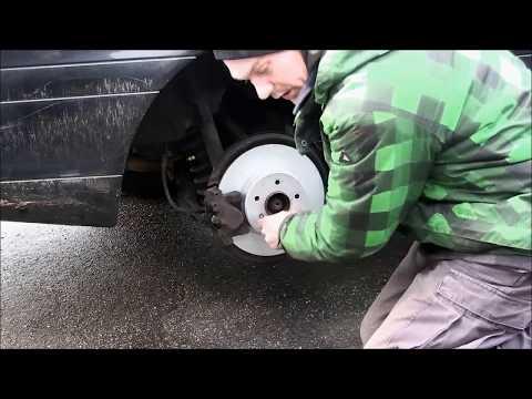 Bremsen Set vorne hinten Backen für Handbremse* Mercedes C Klasse Kombi s203