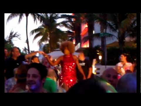 Palace Drag Show during WMC 2012 featuring Tiffany Fantasia