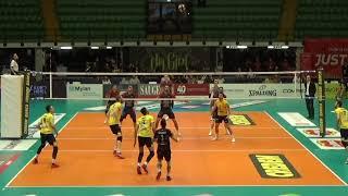 Wlodarczyk #90 vs. Vero Volley Monza