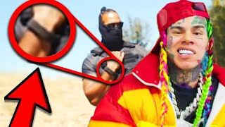 STRICT Rules 6ix9ine Bodyguards MUST Follow…