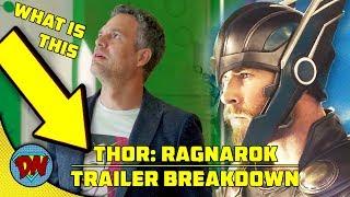 Thor Ragnarok New Trailer Breakdown | Explained in Hindi
