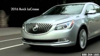 New 2016 Buick LaCrosse Safety West Point Buick GMC Houston and Katy TX