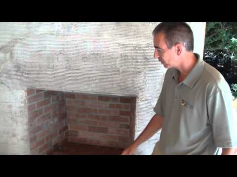 Custom Home Builder Tips - Outdoor Fireplace & Porch - Divak Developers