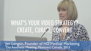 Gambar cover What's Your Video Strategy?  How To Create, Curate and Convert Using Video