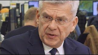 Karczewski przyznał sie do KORUPCJI politycznej?! Szokujące wyznanie byłego marszałka