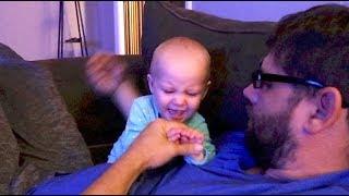 Toddler Biting People