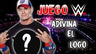 JUEGO WWE - Adivina el Logo del Luchador | Mundo WWE