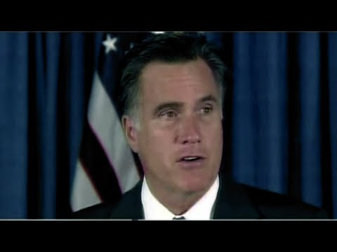 Mitt Romney: Failing the Commander-in-Chief Test