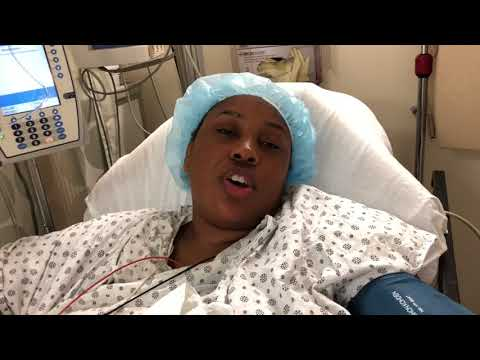 VSG SURGERY DAY | WEIGHT LOSS SURGERY 2018 VLOG