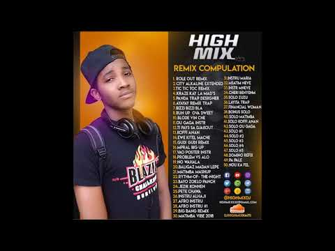 Big bang Refix Animate AS Aide laza son Q Gaby NAYEL  (DJ High-Mix)