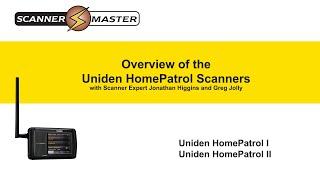 Scanner Master Home Patrol 411
