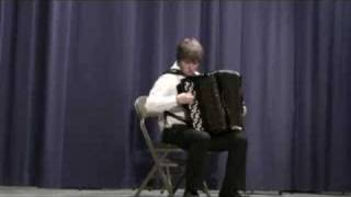 Thom Hardaker (Accordion) - Chau Paris - Astor Piazzolla