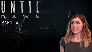 Chris & Ashley | Until Dawn Pt. 6 | Marz Plays