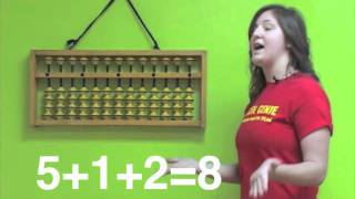 Learn Simple Additions and Subtractions on the Abacus