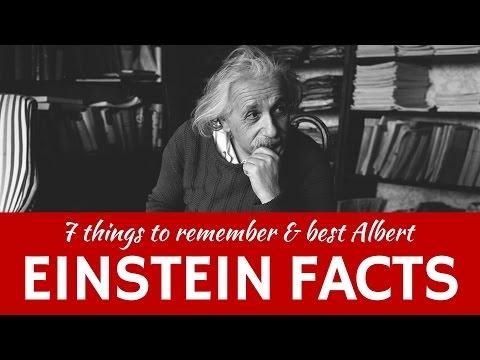 Albert Einstein: 7 Interesting Facts to Know about Genius Scientist