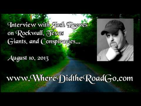 Josh Reeves on Rockwall, Texas and Giants - August 10, 2013