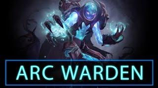 Dota 2 6.86 New Hero Arc Warden