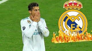 Die Wahrheit über Cristiano Ronaldo's Hass auf Real Madrid !