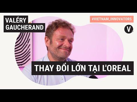 Valéry Gaucherand, Giám đốc điều hành tại L'Oréal Việt Nam | Vietnam Innovators EP32
