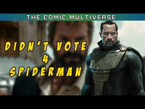 The Comic Multiverse Ep.43 Did'nt Vote 4 Spider-Man