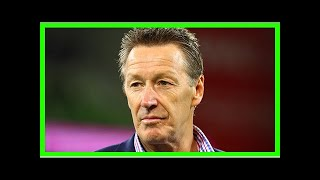 Breaking News | The Real Concern For Rugby League If Craig Bellamy Leaves The Storm