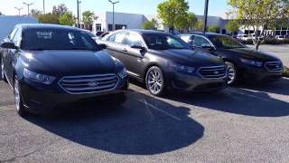 New taurus's - don hinds ford