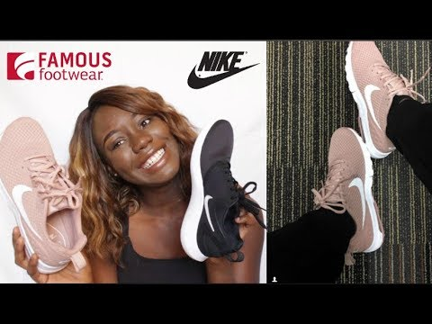 I'M A NIKE GIRL! REVIEW OF THE NIKE AIR MAX MOTION AND NIKE LUNARSOLO SHOES