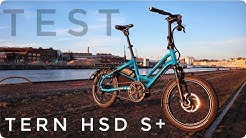 2020 Tern HSD S+ Test - kompaktes E-Bike mit Enviolo Automatiq Automatik & extra viel Variabilität