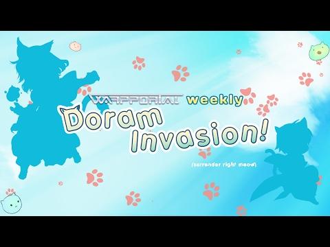 WarpPortal Weekly - DORAM INVASION!