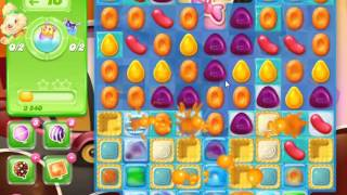 Candy Crush Jelly Saga Level 384 - NO BOOSTERS