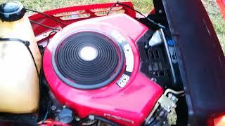 Traktorek kosiarka MTD 16 HP