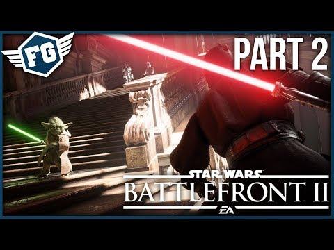 Star Wars: Battlefront 2 - Single Player #2   Luke Skywalker