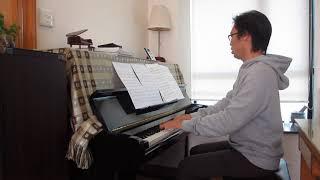 Beethoven: Violin Sonata No.7 - 3rd Movement - Piano Part [Fast Tempo]