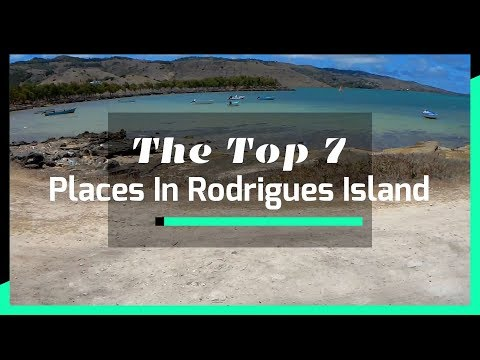 Top 7 Places in Rodrigues Island
